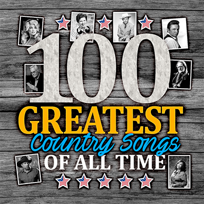 100 country songs